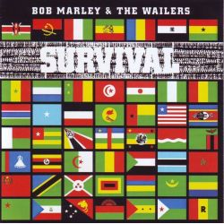 MARLEY, BOB & THE WAILERS - SURVIVAL (1 CD)