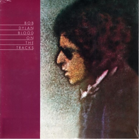 DYLAN, BOB - BLOOD ON THE TRACKS (1 LP) - 180 GRAM PRESSING