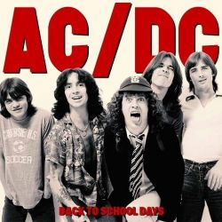 AC/DC - BACK TO SCHOOL DAYS (2LP) - LIMITED EDITION RED VINYL