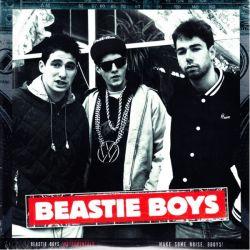 BEASTIE BOYS - INSTRUMENTALS: MAKE SOME NOISE, BBOYS! (2 LP)