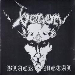 VENOM - BLACK METAL (2 LP)