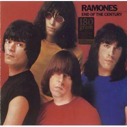 RAMONES - END OF THE CENTURY (1 LP) - 180 GRAM PRESSING