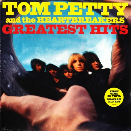 PETTY, TOM AND THE HEARTBREAKERS - GREATEST HITS (2 LP)