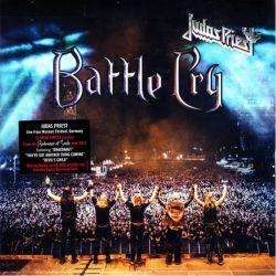JUDAS PRIEST - BATTLE CRY: LIVE AT WACKEN (2 LP)