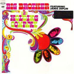 JOPLIN, JANIS / BIG BROTHER & THE HOLDING COMPANY (1 LP) - MOV EDITION - 180 GRAM PRESSING
