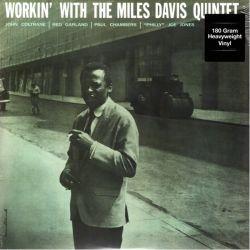 DAVIS, MILES QUINTET - WORKIN' WITH THE MILES DAVIS QUINTET (1 LP) - DOL EDITION - 180 GRAM PRESSING