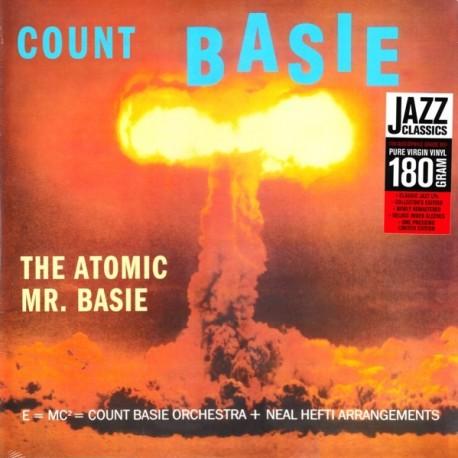 BASIE, COUNT - THE ATOMIC MR. BASIE (1LP) - JAZZ WAX EDITION - 180 GRAM PRESSING