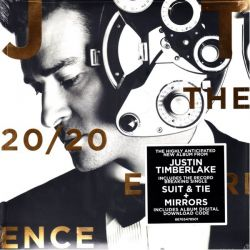 TIMBERLAKE, JUSTIN - THE 20/20 EXPERIENCE 1 OF 2 (2 LP + MP3 DOWNLOAD) - WYDANIE AMERYKAŃSKIE