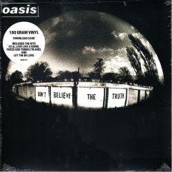 OASIS – DON'T BELIEVE THE TRUTH (1 LP + MP3 PRESSING) - 180 GRAM PRESSING - WYDANIE AMERYKAŃSKIE