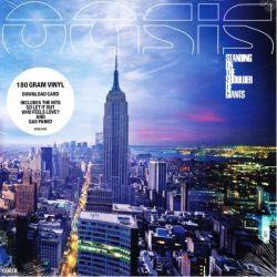 OASIS – STANDING ON THE SHOULDER OF GIANTS (1 LP + MP3 PRESSING) - 180 GRAM PRESSING - WYDANIE AMERYKAŃSKIE