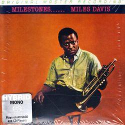 DAVIS, MILES - MILESTONES...... (1 SACD) - LIMITED NUMBERED MFSL EDITION - WYDANIE AMERYKAŃSKIE