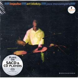 BLAKEY, ART - !!!!! JAZZ MESSENGERS !!!!! (1 SACD) - ANALOGUE PRODUCTIONS
