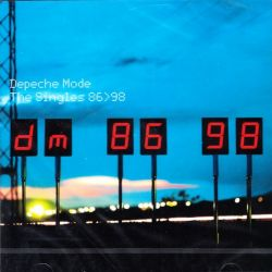 DEPECHE MODE - THE SINGLES 86-98 (2CD)