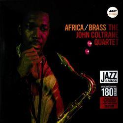 COLTRANE, JOHN - AFRICA/BRASS (1 LP) - JAZZ WAX EDITION - 180 GRAM PRESSING