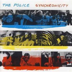 POLICE, THE - SYNCHRONICITY (1 CD)