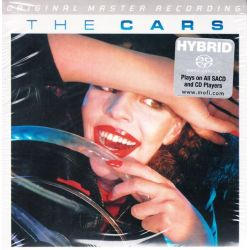 CARS, THE - THE CARS (1 SACD) LIMITOWANA, NUMEROWANA EDYCJA MFSL - WYDANIE AMERYKAŃSKIE