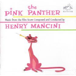 THE PINK PANTHER [RÓŻOWA PANTERA] - HENRY MANCINI (1 SACD) - ANALOGUE PRODUCTIONS - WYDANIE AMERYKAŃSKIE