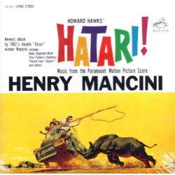 HATAR! - HENRY MANCINI (1 SACD) - ANALOGUE PRODUCTIONS - WYDANIE AMERYKAŃSKIE