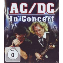 AC/DC - IN CONCERT (1 BLU-RAY)