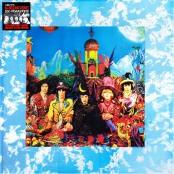 ROLLING STONES, THE - THEIR SATANIC MAJESTIES REQUEST (1 LP) - HOLOGRAPHIC SLEEVE