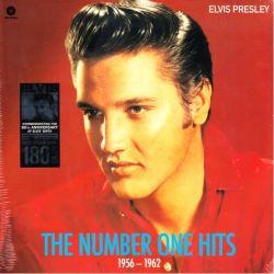 PRESLEY, ELVIS - NUMBER ONE HITS (1 LP)