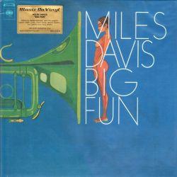 DAVIS, MILES - BIG FUN (2 LP) - MOV EDITION - 180 GRAM PRESSING
