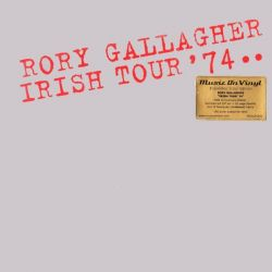 GALLAGHER, RORY - IRISH TOUR '74: EXPANDED EDITION (3 LP) - MOV EDITION - 180 GRAM PRESSING