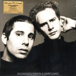 SIMON & GARFUNKEL - BOOKENDS (1 LP) - MOV EDITION - 180 GRAM PRESSING