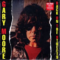 MOORE, GARY - BACK ON THE STREETS (1 LP) - WYDANIE AMERYKAŃSKIE