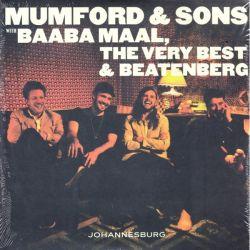"""MUMFORD & SONS WITH BABA MAAL, THE VERY BEST & BEATENBERG - JOHANNESBURG (1 X 10"""" EP) - WYDANIE AMERYKAŃSKIE"""