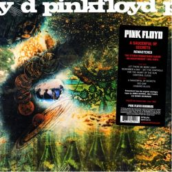PINK FLOYD - A SAUCERFUL OF SECRETS (1LP) - REMASTERED 2016 - 180 GRAM PRESSING
