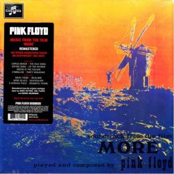"PINK FLOYD - SOUNDTRACK FROM THE FILM ""MORE"" (1 LP) - REMASTERED 2016 - 180 GRAM PRESSING - WYDANIE AMERYKAŃSKIE"