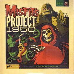 MISFITS - PROJECT 1950 (1 LP) - 180 GRAM PRESSING - WYDANIE AMERYKAŃSKIE