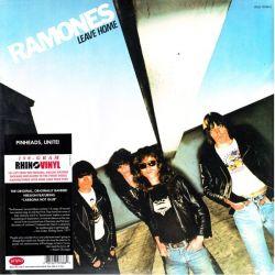RAMONES - LEAVE HOME (1 LP) - RHINO VINYL EDITION - 180 GRAM PRESSING