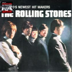 ROLLING STONES, THE - ENGLAND'S NEWEST HIT MAKERS (1 LP)