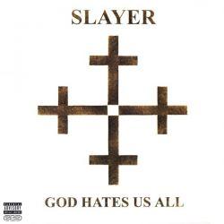 SLAYER - GOD HATES US ALL (1 LP) - 180 GRAM PRESSING - WYDANIE AMERYKAŃSKIE