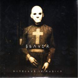 SLAYER - DIABOLUS IN MUSICA (1 LP) - 180 GRAM PRESSING - WYDANIE AMERYKAŃSKIE