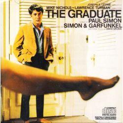 GRADUATE, THE [ABSOLWENT] - SIMON & GARFUNKEL (1 CD) - WYDANIE AMERYKAŃSKIE