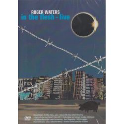 WATERS, ROGER - IN THE FLESH (1DVD)