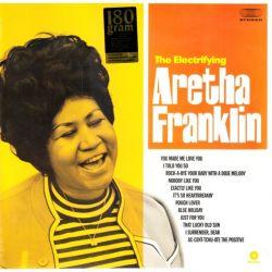 FRANKLIN ARETHA - THE ELECTRIFYING ARETHA FRANKLIN (1 LP) - WAX TIME EDITION - 180 GRAM PRESSING