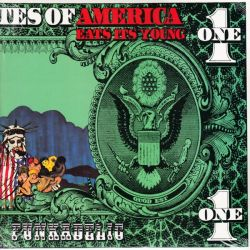 FUNKADELIC - AMERICA EATS ITS YOUNG (2LP)