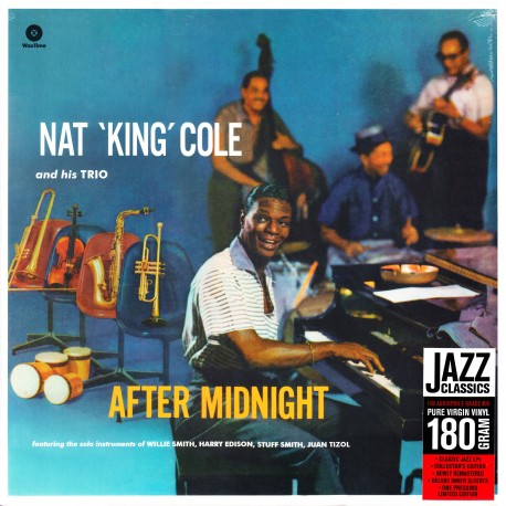 """COLE, NAT """"KING"""" - AFTER MIDNIGHT"""