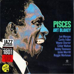 BLAKEY, ART & THE JAZZ MESSENGERS - PISCES (1 LP) - 180 GRAM PRESSING
