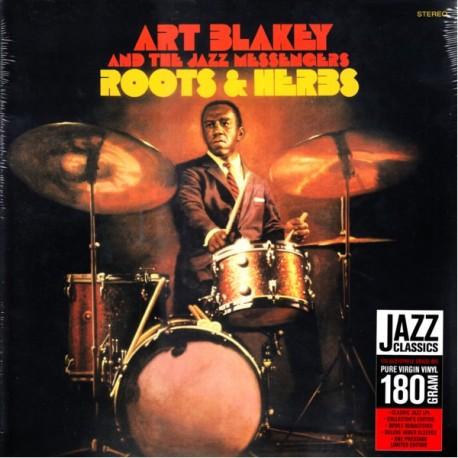 BLAKEY, ART & THE JAZZ MESSENGERS - ROOTS & HERBS (1 LP) - 180 GRAM PRESSING