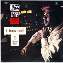 MONK, THELONIOUS - THELONIOUS HIMSELF - SOLO PIANO (1 LP) - WAX TIME EDITION - 180 GRAM PRESSING