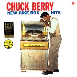 BERRY, CHUCK - NEW JUKE BOX HITS (1 LP) - 180 GRAM PRESSING
