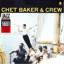BAKER, CHET - CHET BAKER & CREW (1 LP) - WAX TIME EDITION - 180 GRAM PRESSING