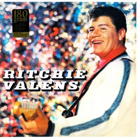 VALENS, RITCHIE - RITCHIE VALENS (1 LP) - 180 GRAM PRESSING