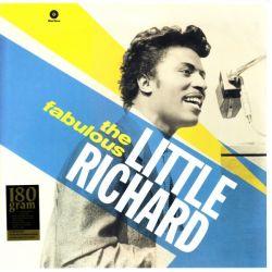 LITTLE RICHARD - THE FABULOUS LITTLE RICHARD (1 LP) - 180 GRAM PRESSING