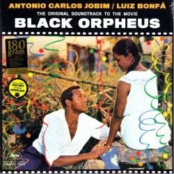 JOBIM, ANTONIO CARLOS - BLACK ORPHEUS - ORIGINAL SOUNDTRACK TO THE MOVIE (1 LP) - WAX TIME EDITION - 180 GRAM PRESSING
